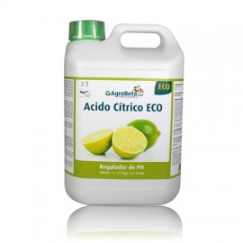 Acido citrico ph down agrobeta 1 litro