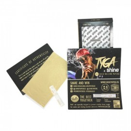 Papel de oro 24K king size (shine)
