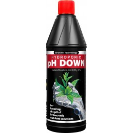 pH Down Ionic Growth Technology