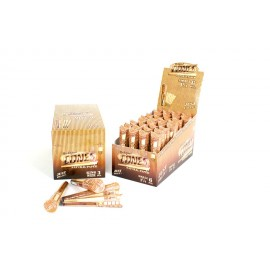 Cones natural small 1 1/4 6 und