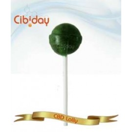 Lollies de CBD (chupa chups Cibiday)